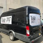 KETEL ONE TOUR - VEHICLE GRAPHICS - INSTALL PHOTO-1