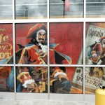 WINE WORKS_CAPTAIN MORGAN WINDOW INSTALL