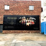World of Liquor_Hennessy H250 Wall